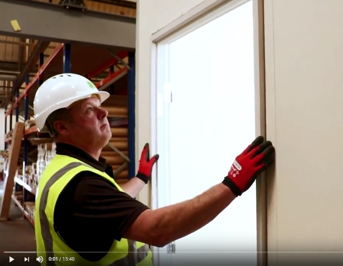 Why you should use an accredited fire door installer